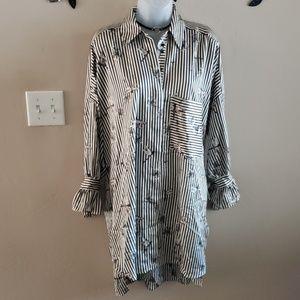 👗Zara👗Dragonfly tunic dress/top